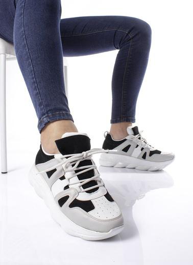 MODAGON Spor Ayakkabı Beyaz